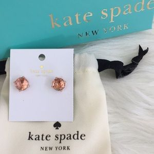 🆕♠️Kate Spade New York Earring Studs